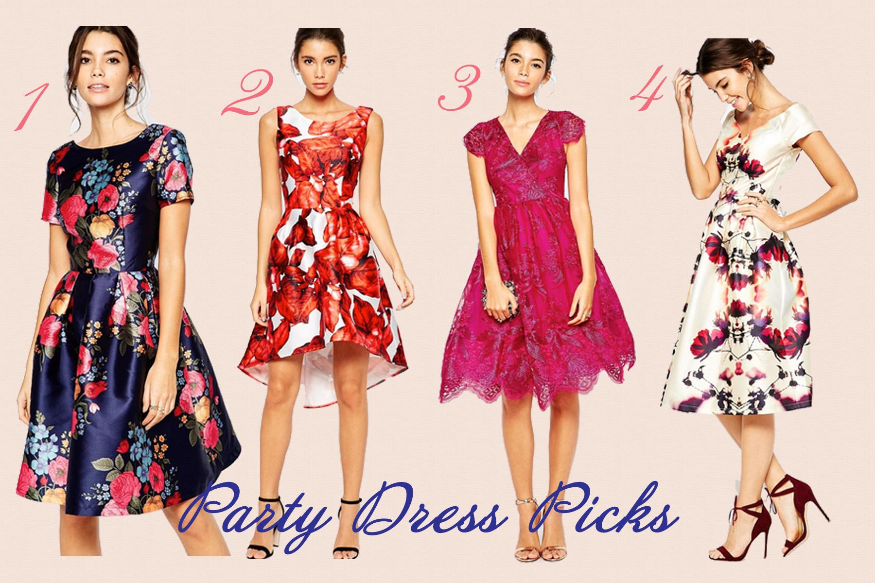 Chi Chi London Party Dress Picks