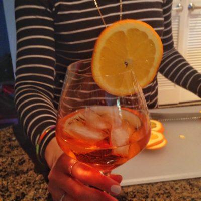 The Aperol Spritz – An Italian Cocktail