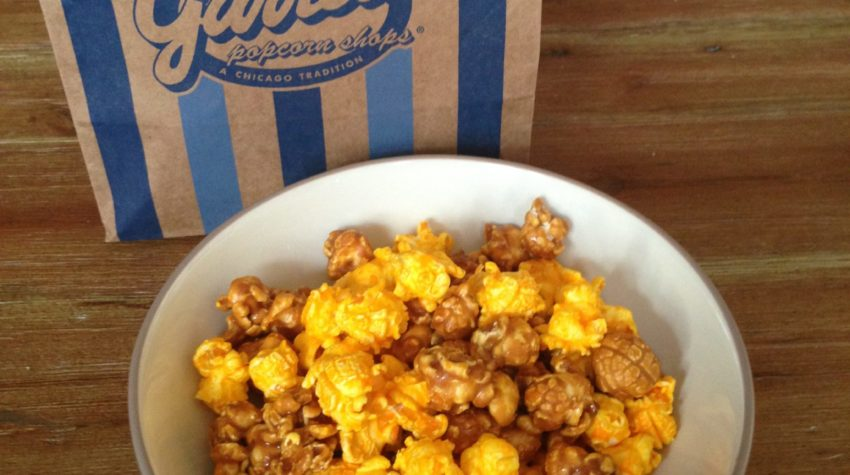 Friday Faves - Garrett's Chicago Style Popcorm