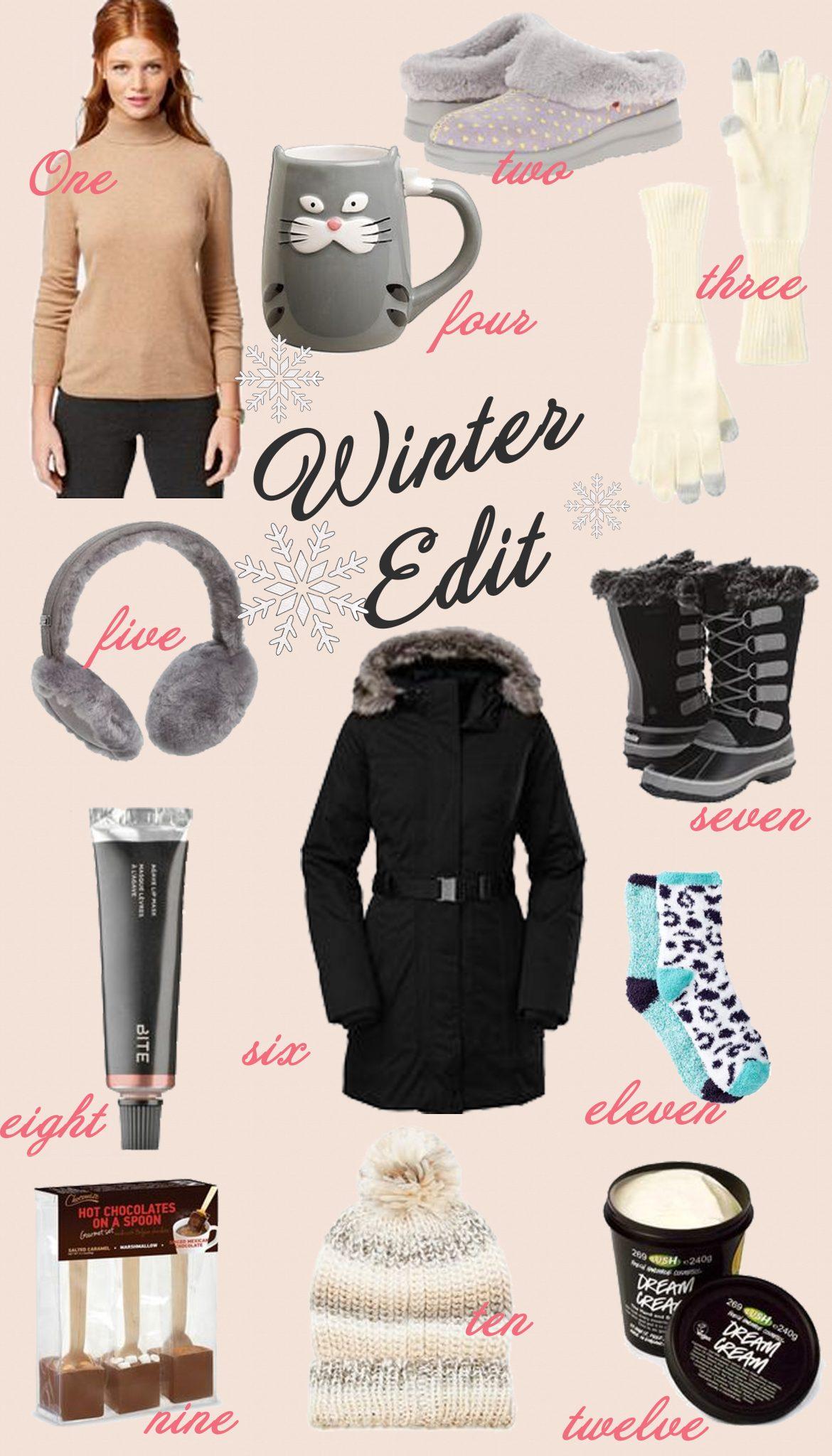 Winter Edit