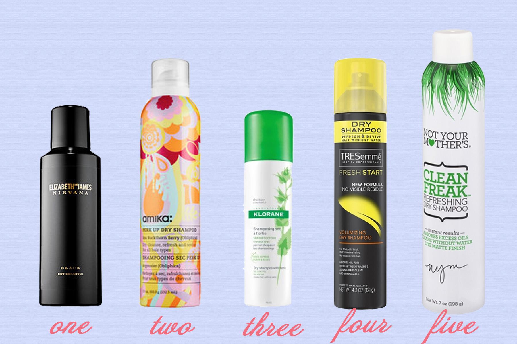 Save Time With Dry Shampoo via Glassofglam.com