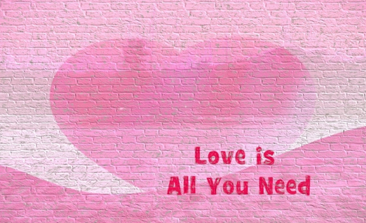 pink - love is all you need