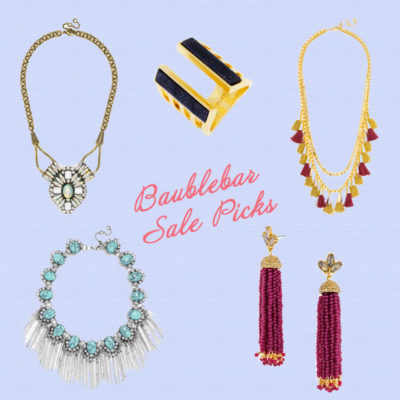 My Baublebar Sale Picks