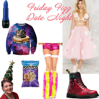 Friday Fizz : Date Night