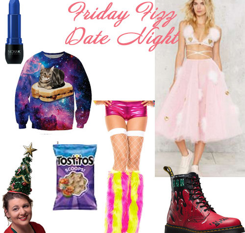 Friday Fizz Date Night