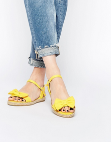 Weekly Refreshment – Espadrilles
