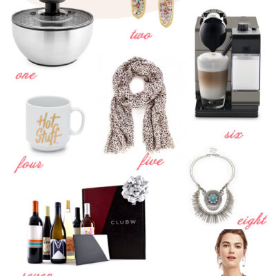 Friday Fizz: Mother's Day Gift Guide