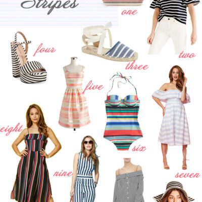 Friday Fizz: All the Stripes