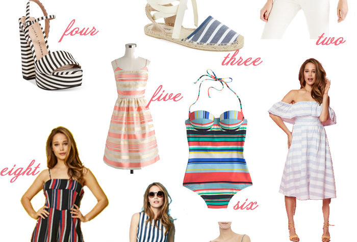 Friday Fizz: All the Stripes   Glass of Glam