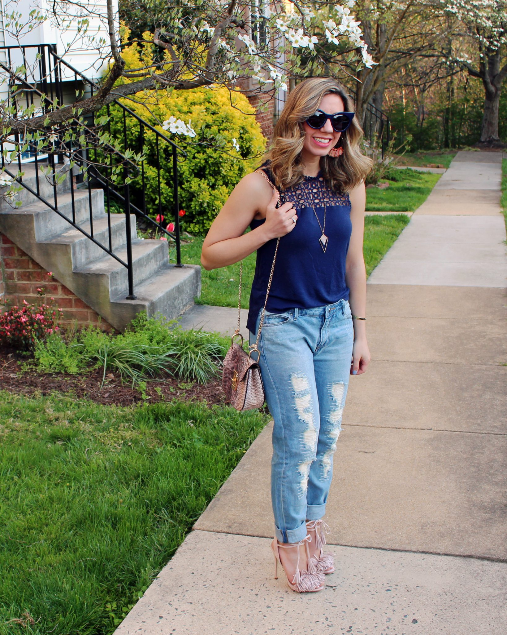 Glass of Glam - Dressed up Casual