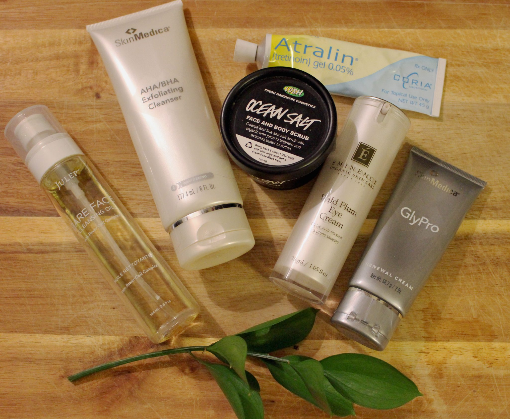 Glass of Glam - Evening Skincare Routine