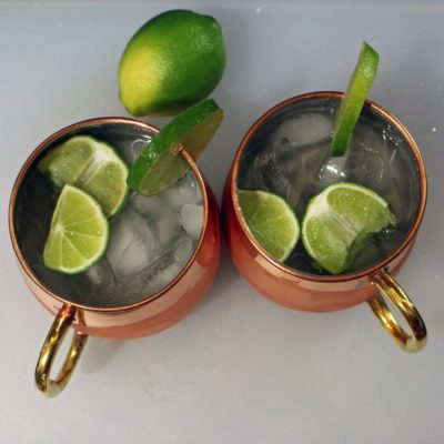 The Classic and Foolproof Moscow Mule