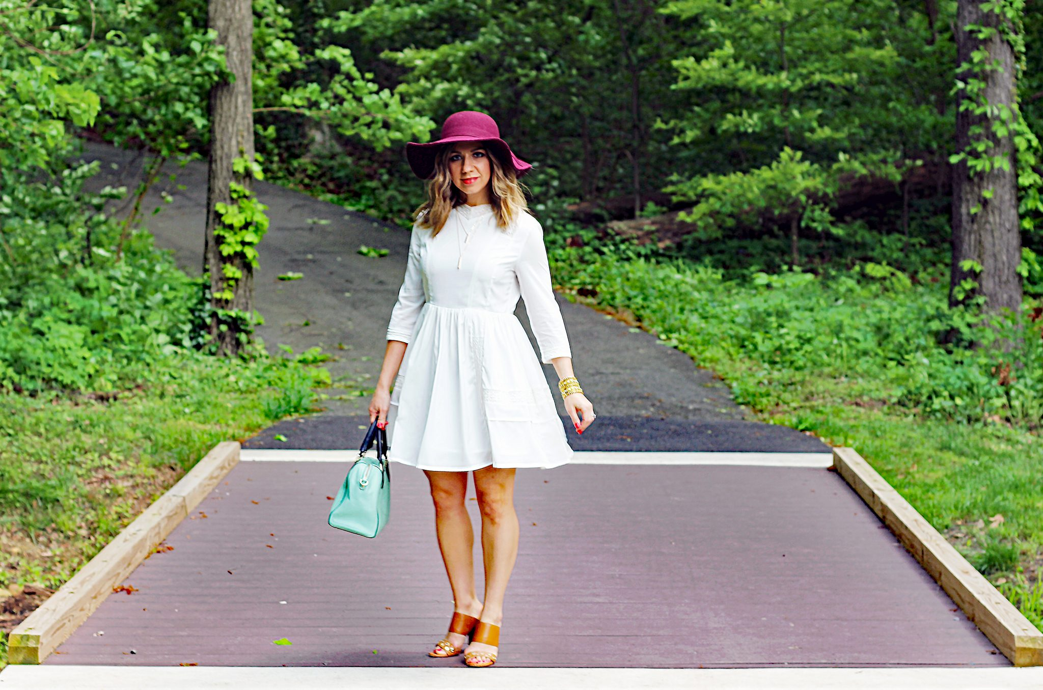 little white dress   Glass of Glam - My Top Five Tips for Shopping at SheIn by popular DC fashion blogger Glass of Glam