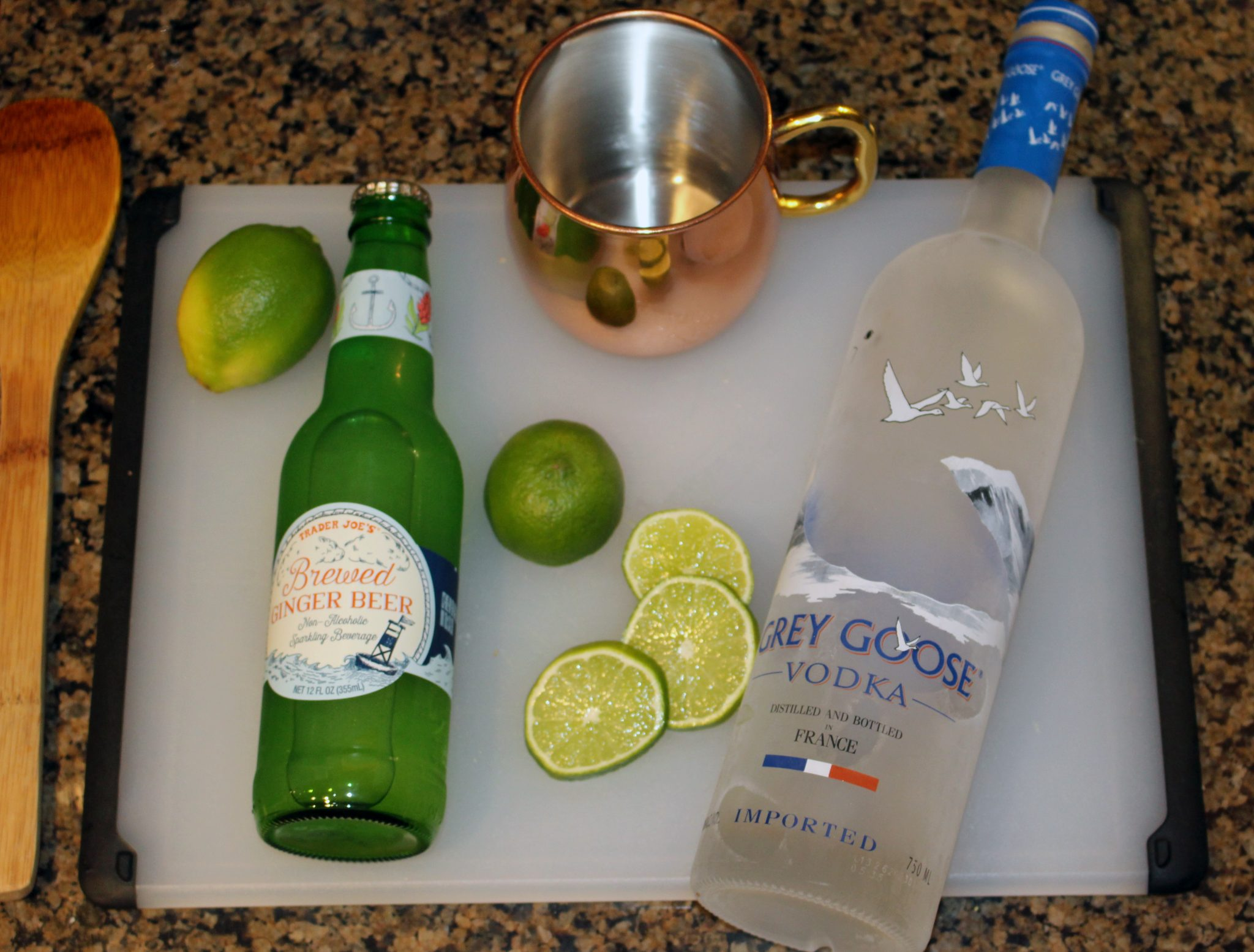Moscow Mule | Glass of Glam