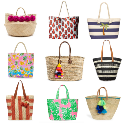 Friday Fizz: Beach Totes
