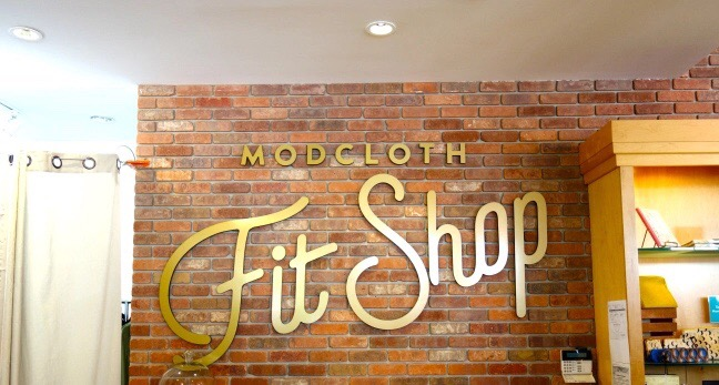 Modcloth IRL | Glass of Glam