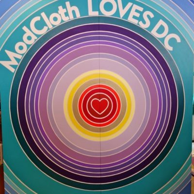 Modcloth IRL Pop-Up Private Shopping Event