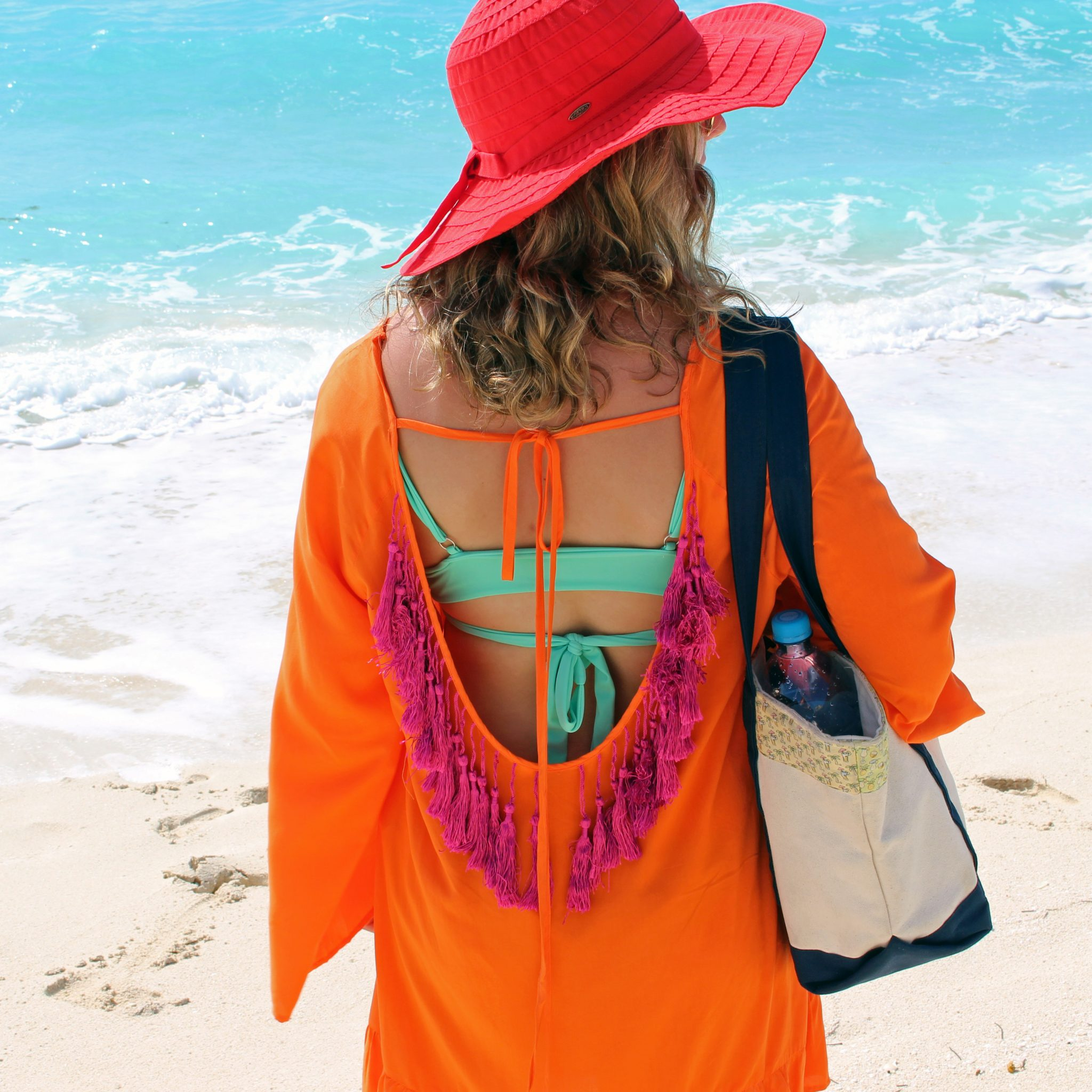 Tassel Cover Up | Gass of Glam