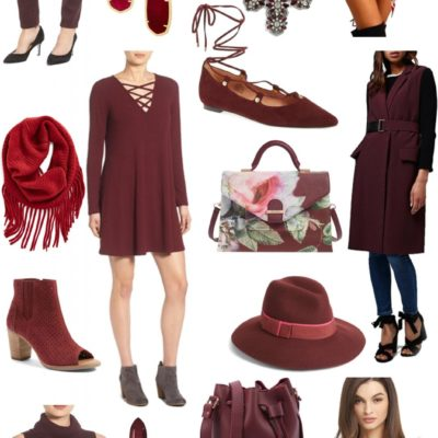 Friday Fizz: Burgundy