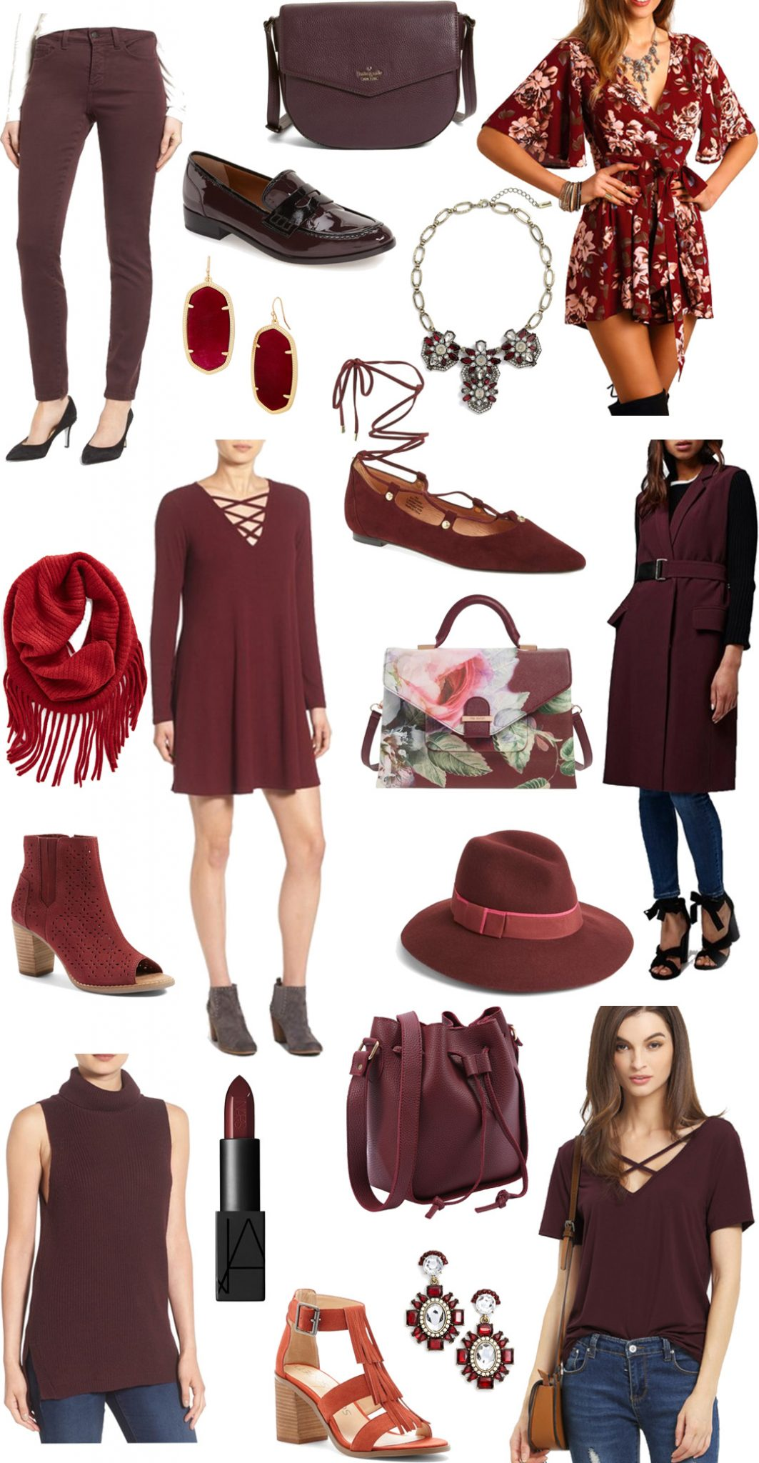Friday Fizz: Burgundy | Glass of Glam