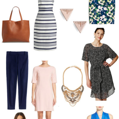 Friday Fizz: Wear to Work Under 100