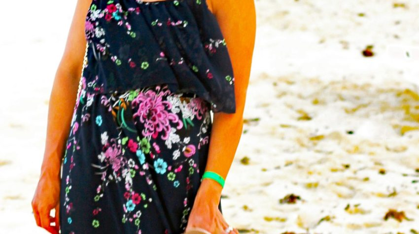 Floral Maxi Dress | Glass of Glam