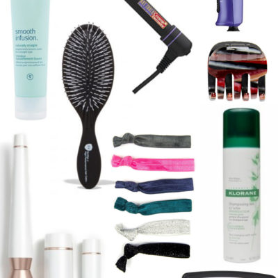 Friday Fizz: Hair Tools I Can't Live Without