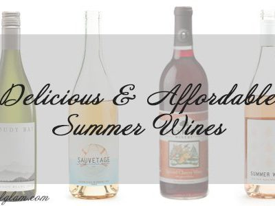 Friday Fizz: Delicious and Affordable Summer Wines
