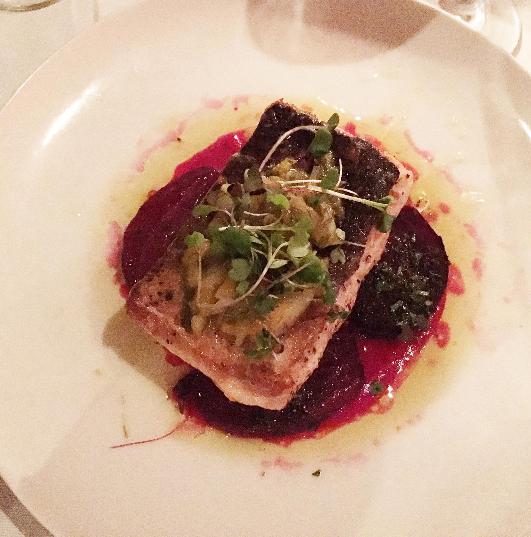 Floriana DC Restaurant Week Burgundy Midi Skirt | Glass of Glam