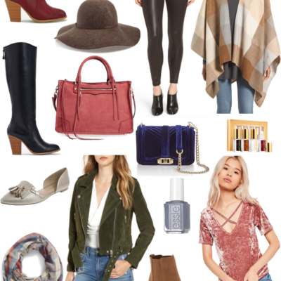 Friday Fizz: Fall Fashion Wish List