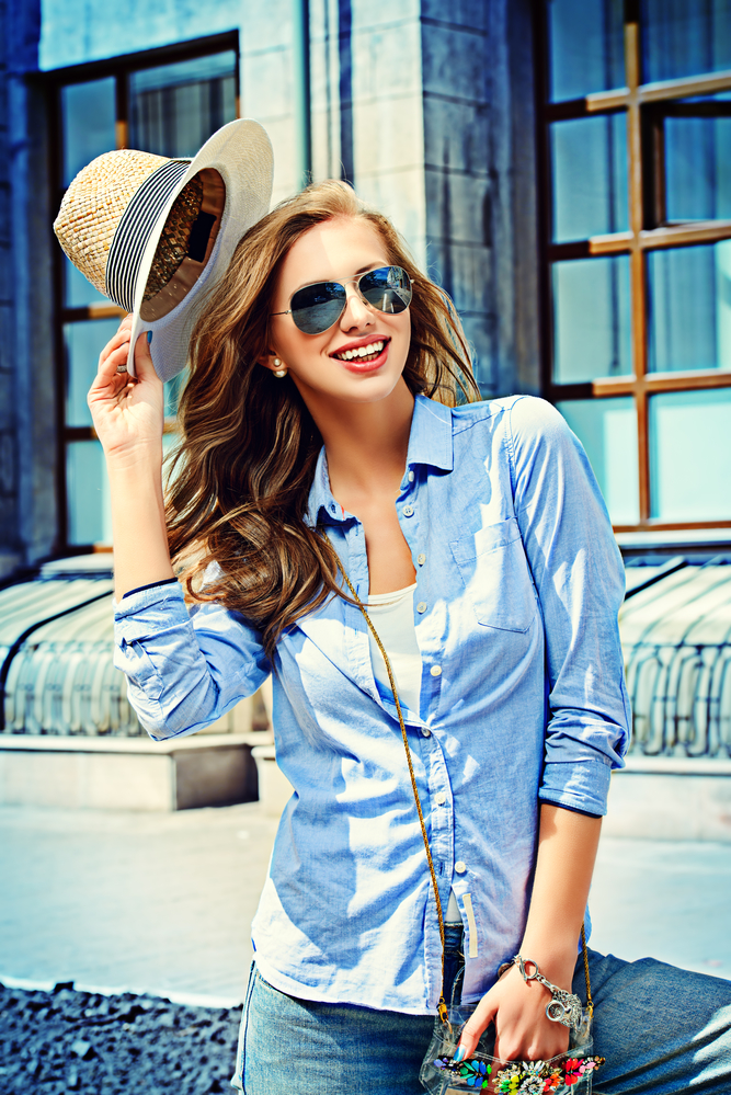 Look Great in Denim on Denim