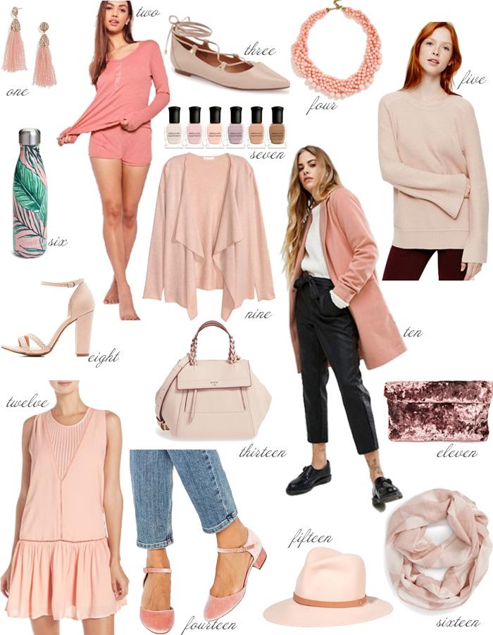 blush style picks