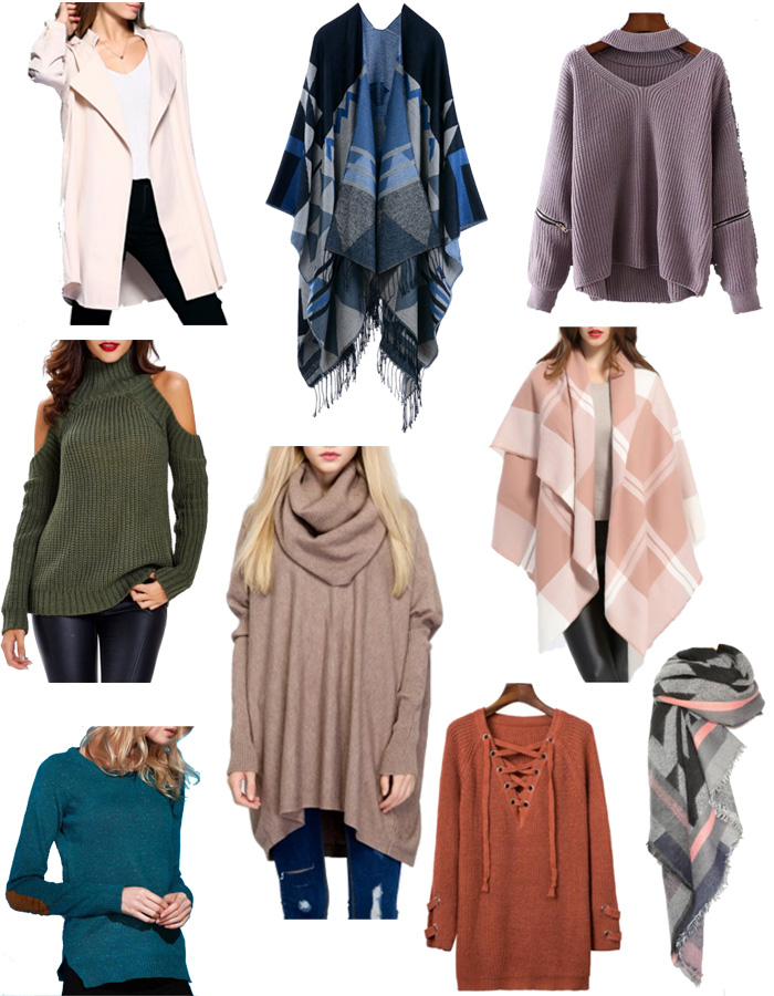 Friday Fizz Warm and Cozy from Rosegal