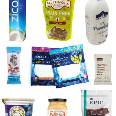 Friday Fizz: My Favorite Paleo/Grain Free Foods