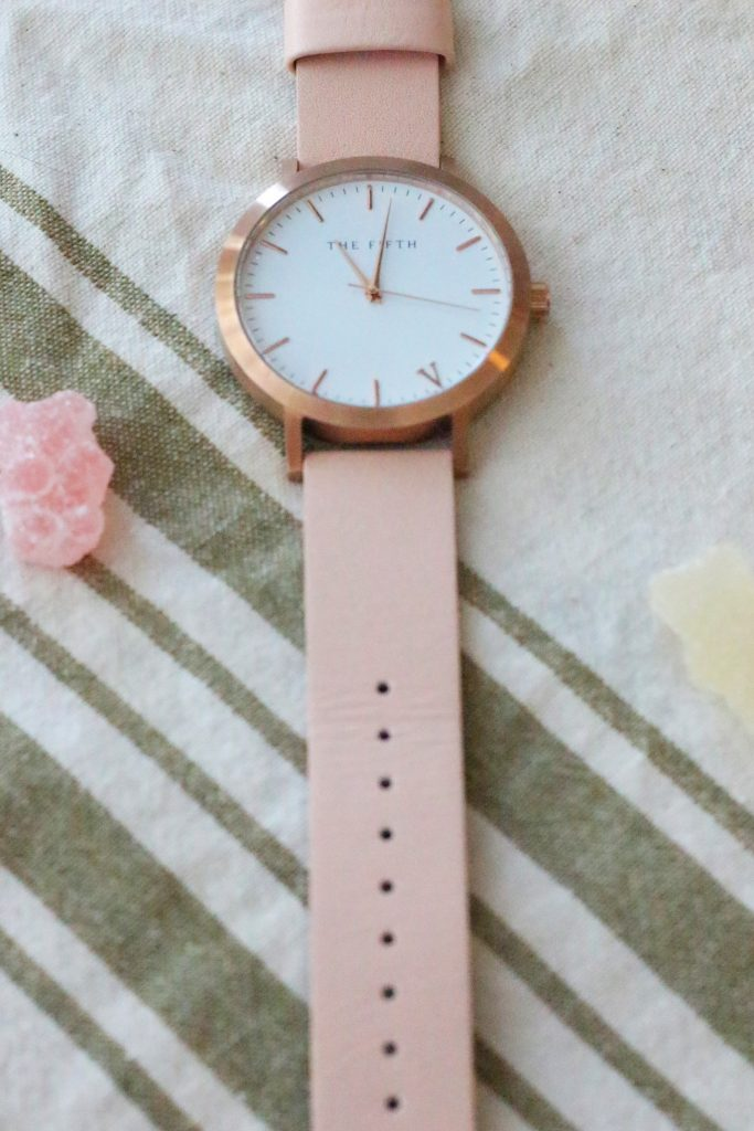 The 5th Rose Gold & Peach Watch Review