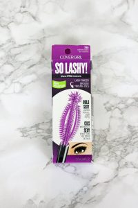 CoverGirl So Lashy! BlastPRO Mascara Review
