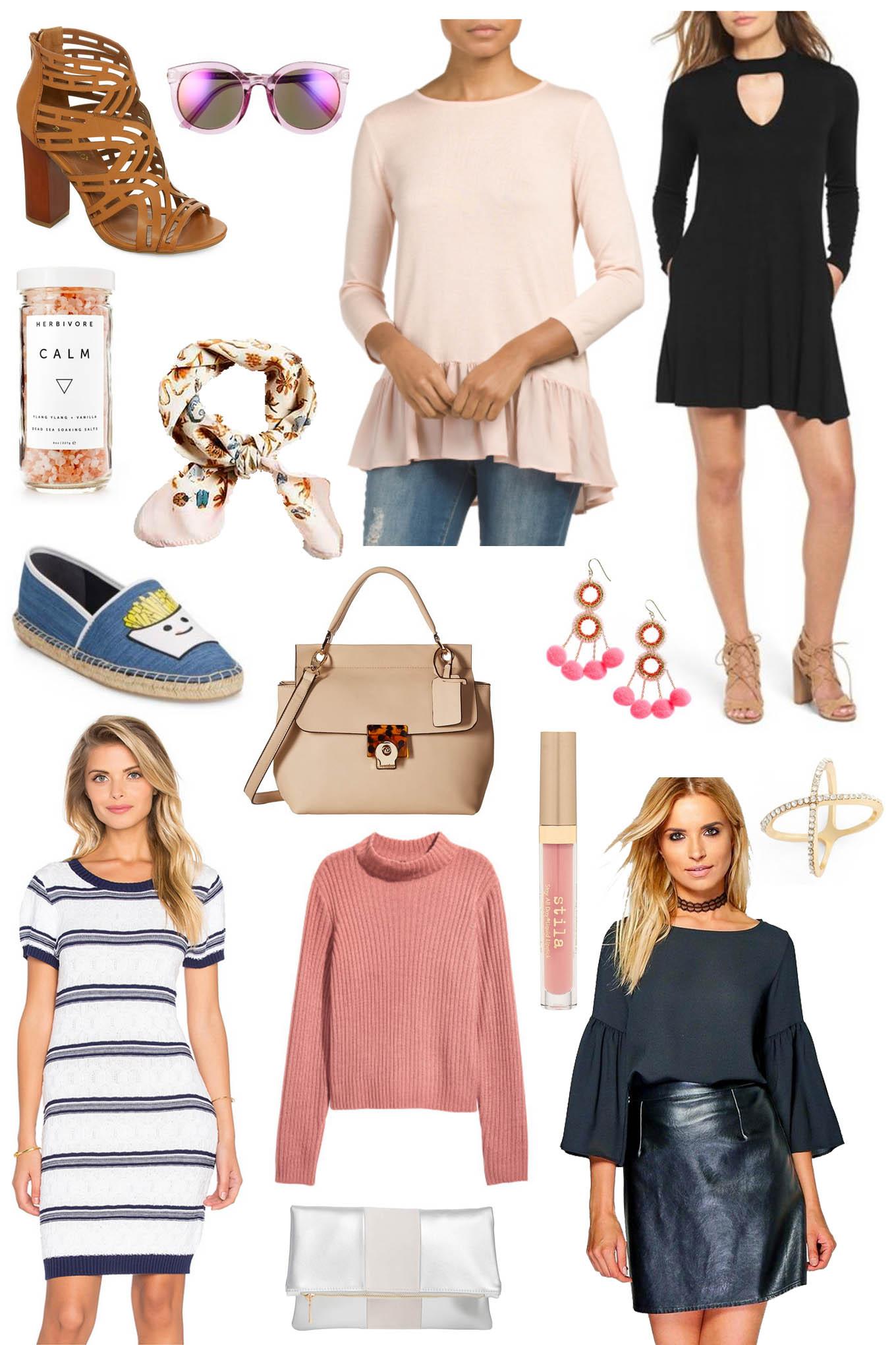 Lifestyle Blogger Roxanne Birnbaum of Glass of Glam's Elegant and under $30