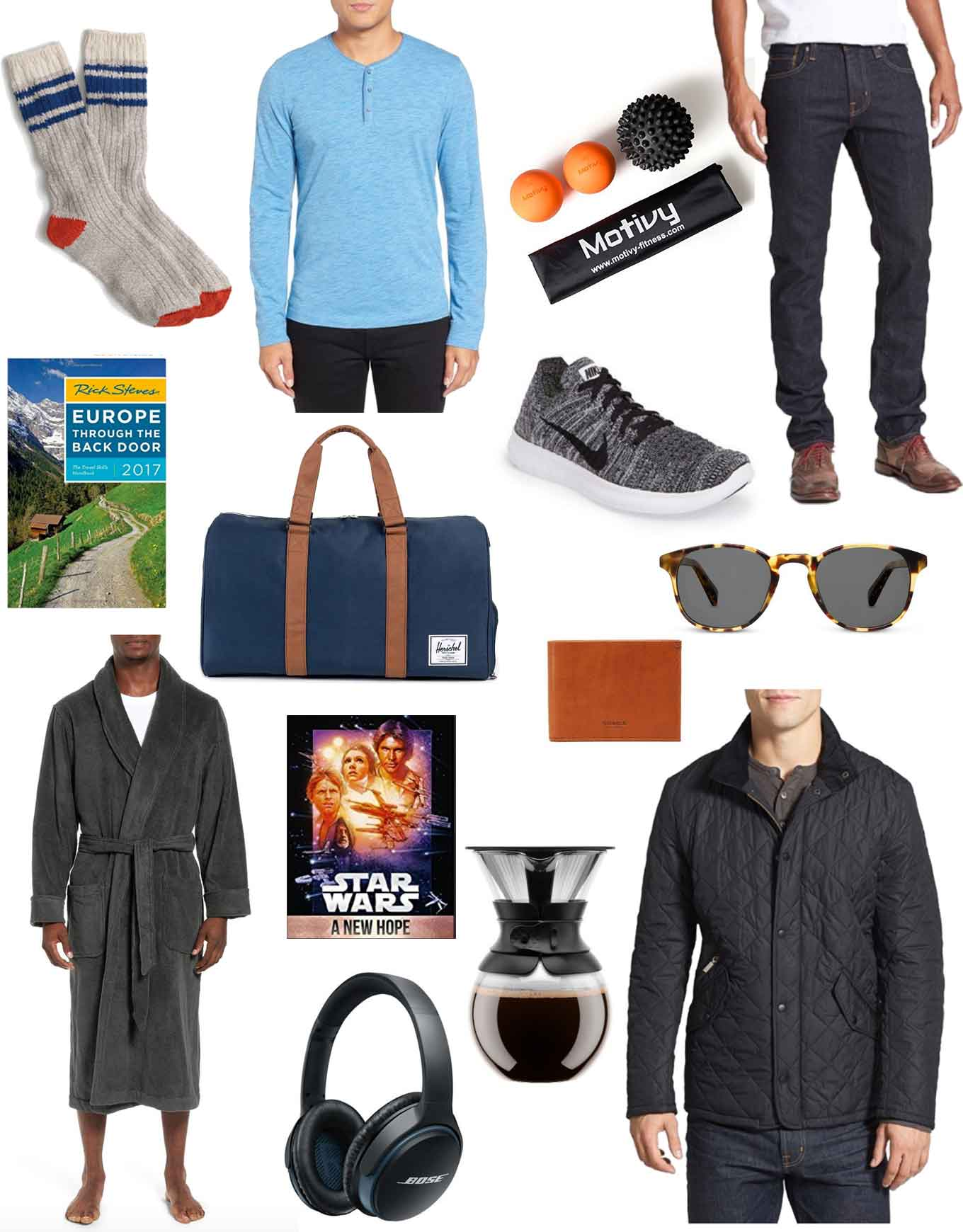Valentine's Day Gift Ideas For Him featured by top US lifestyle blog, Glass of Glam