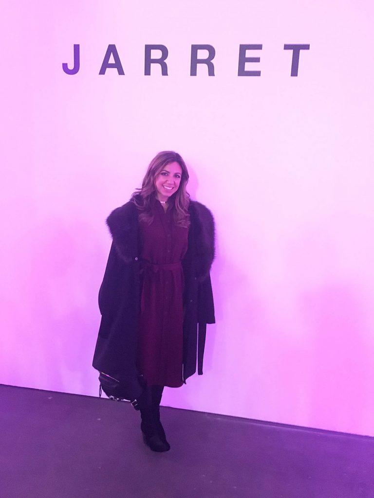 Lifestyle Blogger Roxanne Birnbaum of Glass of Glam's NYFW 17 recap
