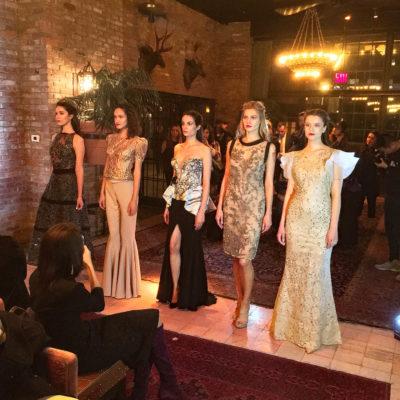 NYFW 2017: The Gemy Maalouf Launch