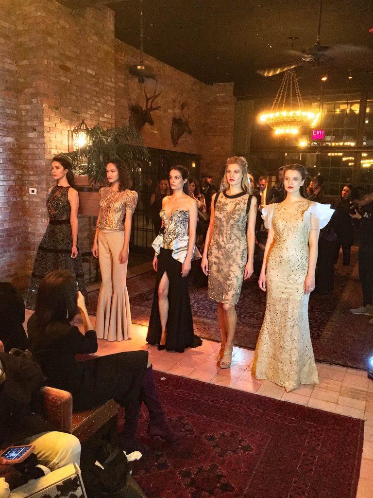 NYFW February 2017 Gemy Maalouf Launch