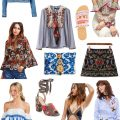 Lifestyle Blogger Roxanne of Glass of Glam's Affordable Embroidery Style Picks