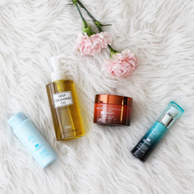 Weekly Refreshment: Japanese Skincare Secrets with DHC