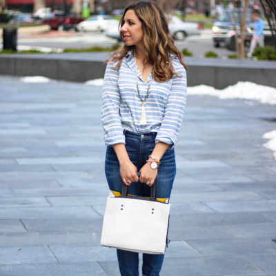 When Things Are Meant To Be | Casual Stripes