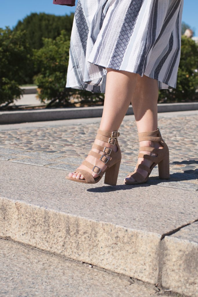 Lifestyle blogger Roxanne of Glass of Glam   Lord & Taylor Friends and Family Sale