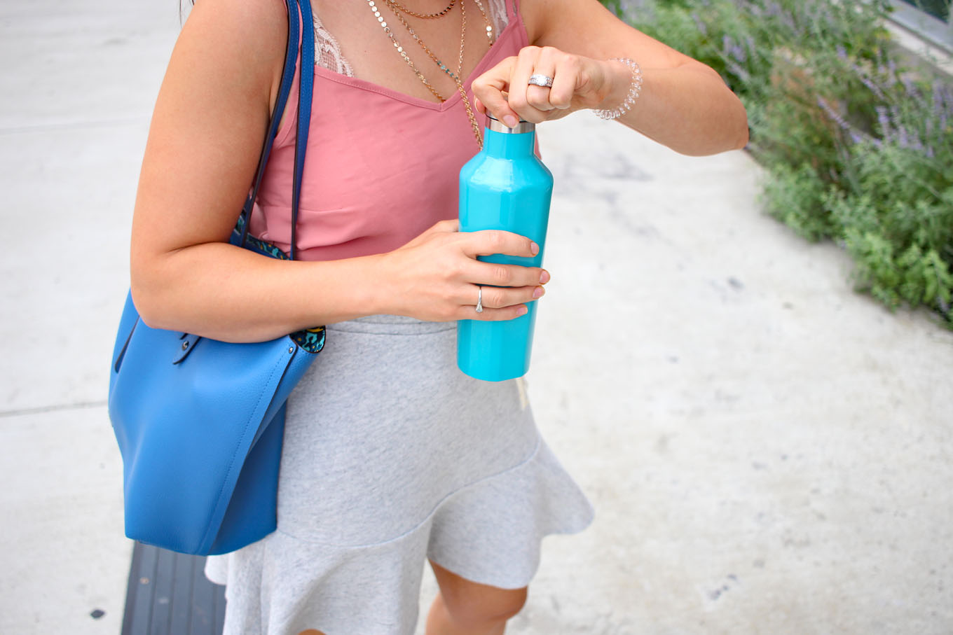 Lifestyle blogger Roxanne of Glass of Glam's tips for increasing your afternoon productivity with MiO - MiO Energy: How to Squeeze More Time Out Of Your Afternoon by popular DC lifestyle blogger Glass of Glam