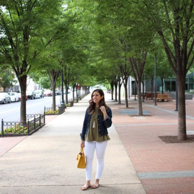 Friday Fizz: Army Peplum & Some Nordstrom Picks