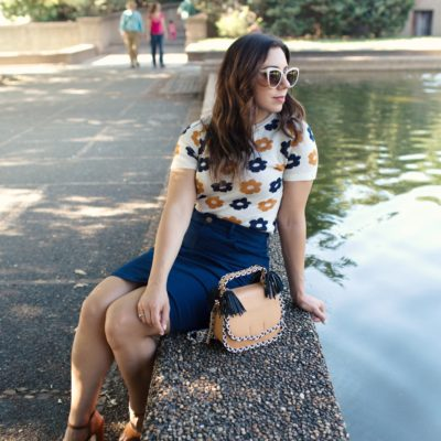 Retro Glam With ModCloth & On Mondays We Link-Up (#25)