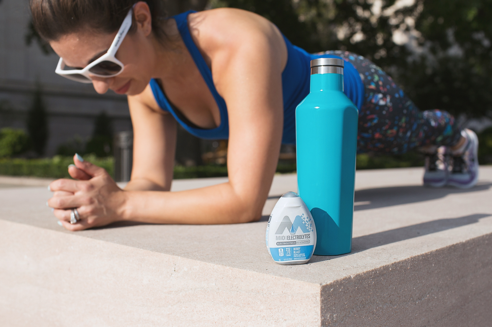 Lifestyle blogger Roxanne of Glass of Glam's tips for having the active lifestyle you always wanted with MiO