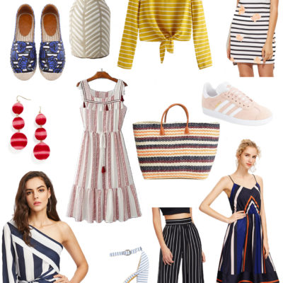 Friday Fizz: Summer Stripes